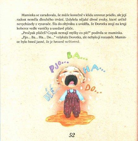 Náhled Druhá Barnabáškova kniha - Barnabášek a dvojčata
