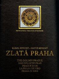 Zlatá Praha První kniha trilogie Evropané