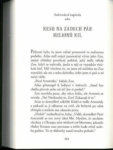 Náhled Percy Jackson – Prokletí Titánů