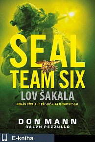 SEAL Team Six: Lov Šakala (E-KNIHA)