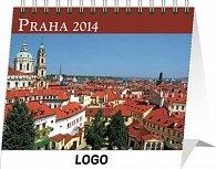 Kalendář 2014 - Praha Praktik - stolní