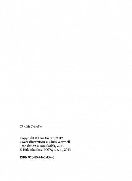 Náhled Líný cestovatel - Umění pomalého cestování