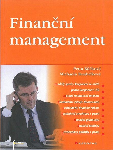 Náhled Finanční management