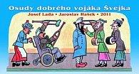 Kalendář 2011 - Josef Lada - Švejk (30x16) stolní