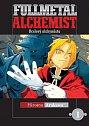 Fullmetal Alchemist - Ocelový alchymista 1