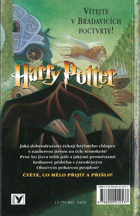 Náhled Harry Potter a Ohnivý pohár
