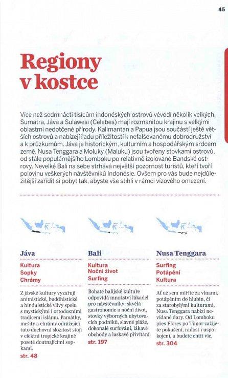 Náhled Indonésie - Lonely Planet