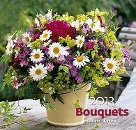 Kalendář nástěnný 2013 - Bouquets