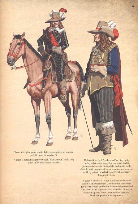 Náhled Stejnokroje vojáků sloužící v habsburské armádě v letech 1618-1918