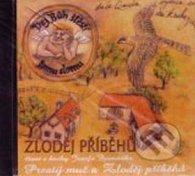 CD Prsatý muž a zloděj příběhů v krabici