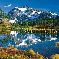 Svět ticha 2016 - nástěnný kalendář