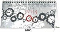Kalendář 2014 - Plánovací - stolní