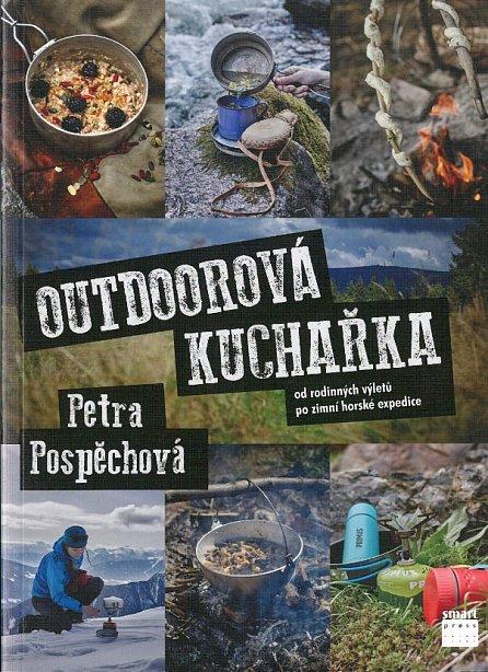 Náhled Outdoorová kuchařka - Od rodinných výletů po zimní horské expedice