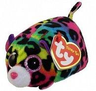 Teeny Tys Jelly leopard 10 cm