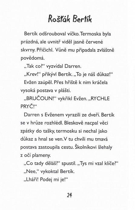 Náhled Rošťák Bertík – Tesákyyy!