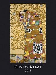 Gustav Klimt - nástěnný kalendář 2015