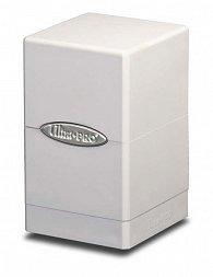 UltraPRO: Satin Tower Deck Box - Bílá