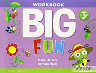 Big Fun 3 Workbook with AudioCD