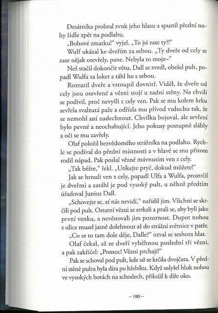Náhled Bratrstvo - Kniha sedmá - Kaldera