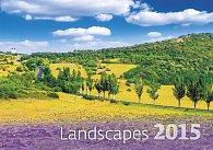 Kalendář nástěnný 2015 - Landscapes