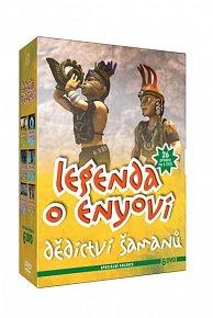 Legenda o Enyovi - Dědictví šamanů - 6DVD slim