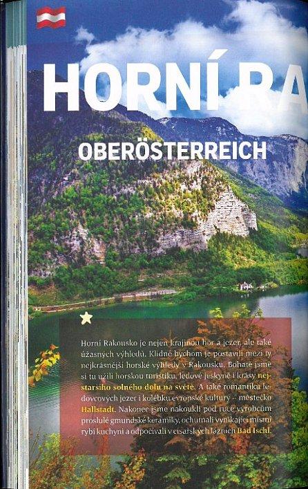 Náhled Bedekr Rakousko