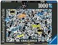 Clementoni Puzzle - Imposible Batmat 1000 dílků