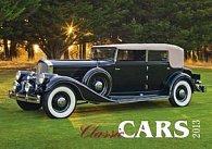 Classic Cars - nástěnný kalendář 2013