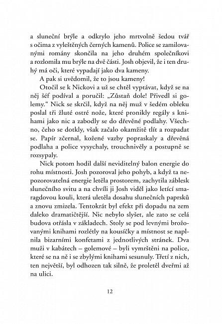 Náhled Alchymista - Tajemství nesmrtelného Nicolase Flamela - 3. vydání