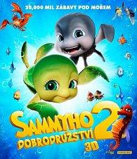 Sammyho dobrodružství 2 - 3D+2D/Bluray