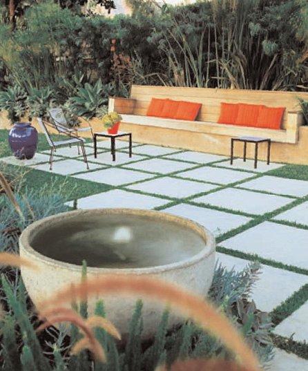 Náhled Malé moderní zahrady - Skvělé nápady pro menší prostory