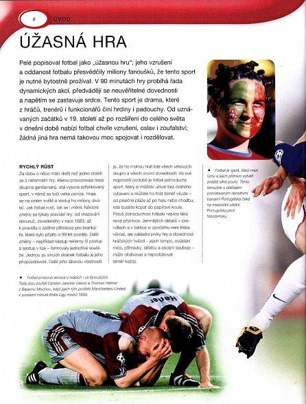 Náhled Encyklopedie fotbalu