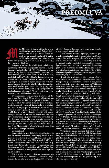 Náhled Hellboy 8 - Temnota vábí
