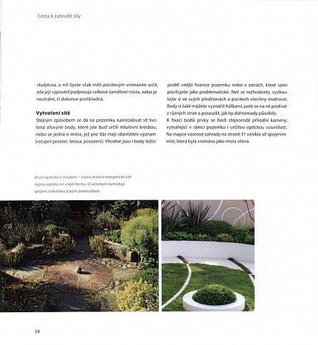 Náhled Zahrada síly - Souznění přírody a člověka v tvorbě zahrad