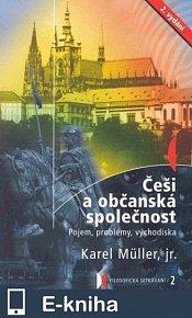 Češi a občanská společnost - 2. vydání (E-KNIHA)