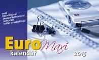 Eurokalendář  - stolní kalendář 2015