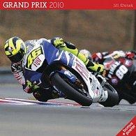 Grand Prix 2010 - nástěnný kalendář