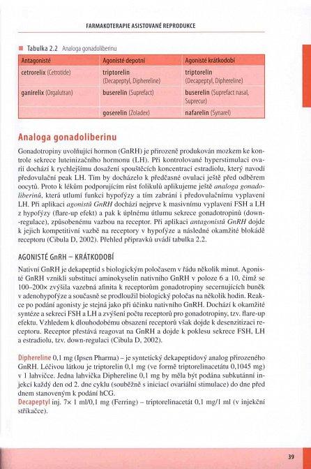 Náhled Moderní farmakoterapie v gynekologii a porodnictví