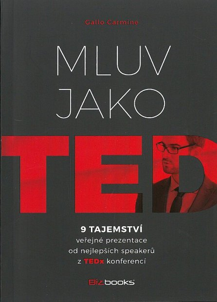 Náhled Mluv jako TED
