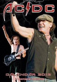 Kalendář 2012 - AC/DC