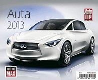Kalendář stolní 2013 MiniMax - Auta