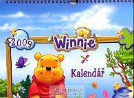Kalendář Winnie The Pooh 2009