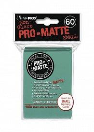 UltraPRO: 60 DP PRO Matte Small obaly - Aqua