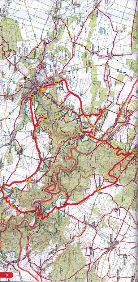 Náhled Na kole s Michalem Jančaříkem - Jižní Morava