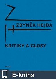 Kritiky a glosy (E-KNIHA)