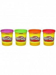 Play-Doh 4 kelímky mix barev