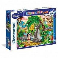 Puzzle Maxi Kniha džunglí 104 dílků