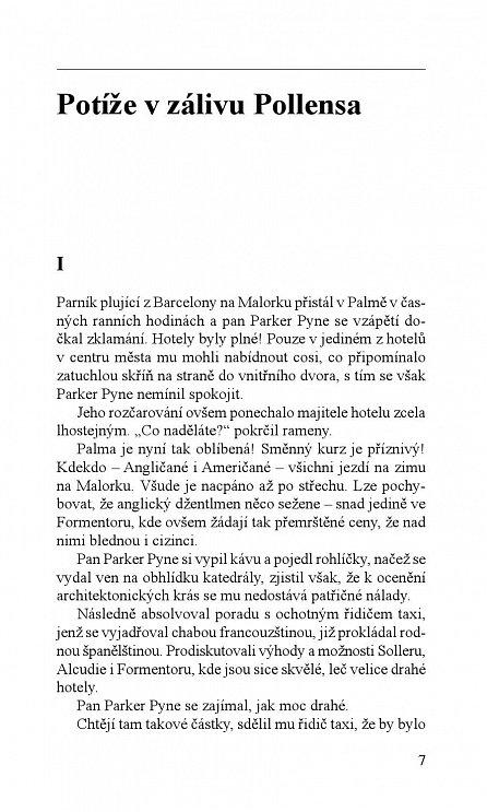 Náhled Potíže v zálivu Pollensa