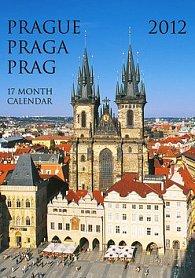 Praha II. - stolní kalendář 2012