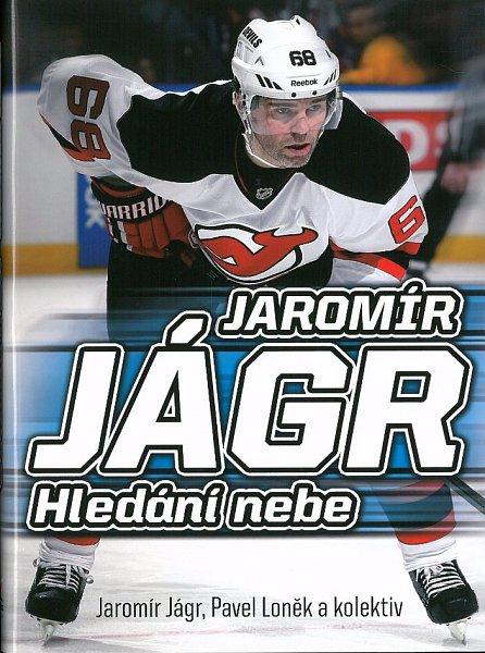 Náhled Jaromír Jágr - Hledání nebe
